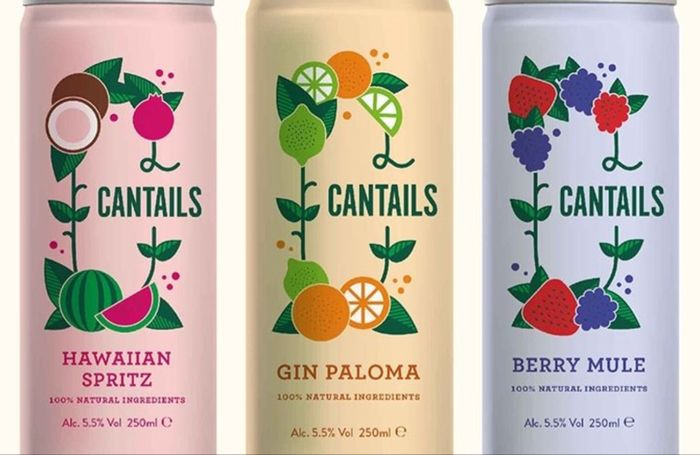 Cantails Cocktails Try for 50p