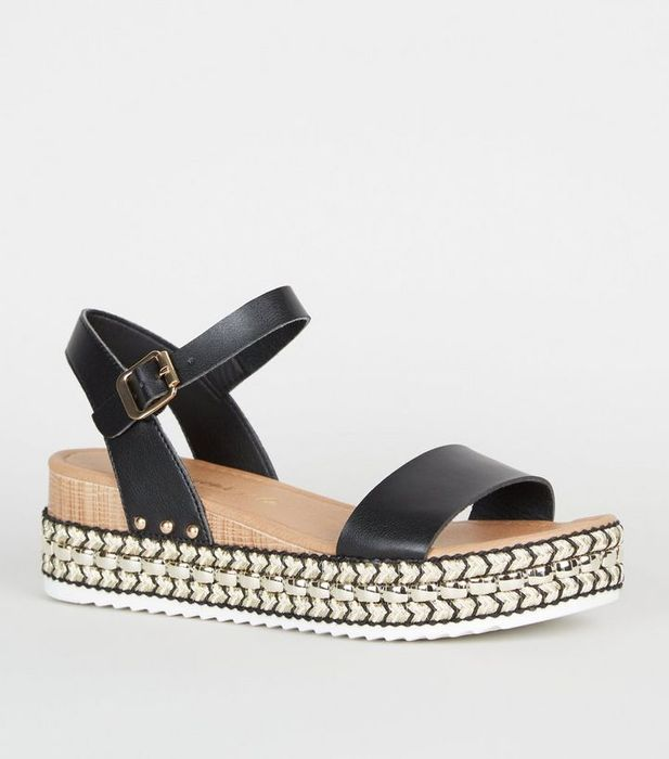 Pink Sandals- Various Sizes New Look