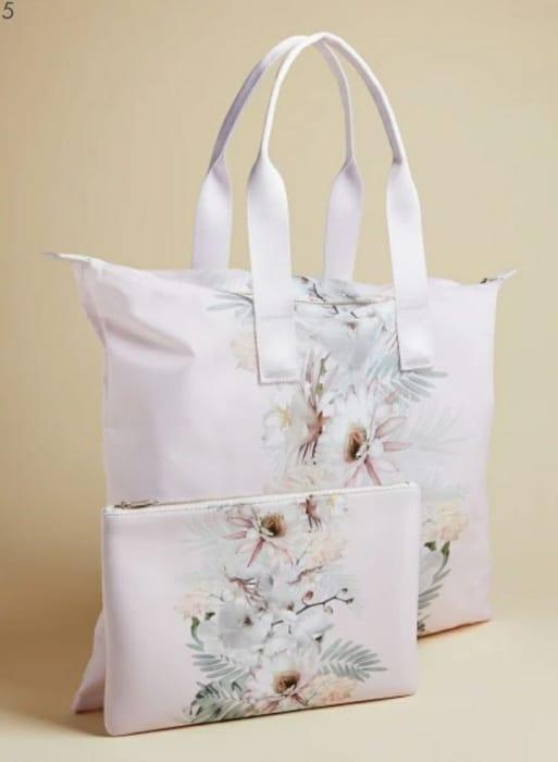 JANNEY Woodland Foldaway Shopper