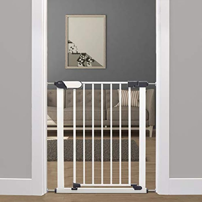 Best Price! Pressure Fit Metal Safety Gate - FREE DELIVERY