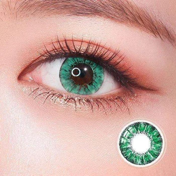 Buy 1 Get 1 Free Colored Contact Lenses!