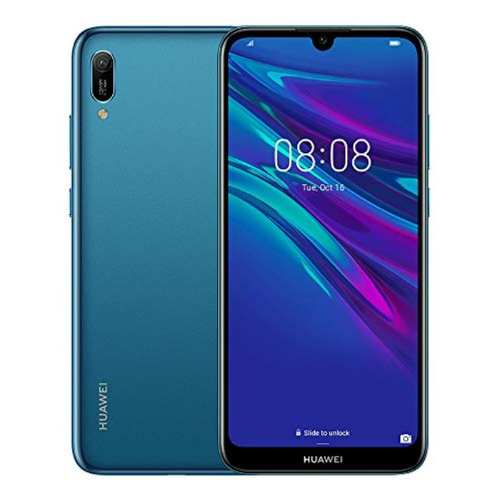 Huawei Y6 2019 32 GB 6.09 Inch FullView Dewdrop Display Smartphone