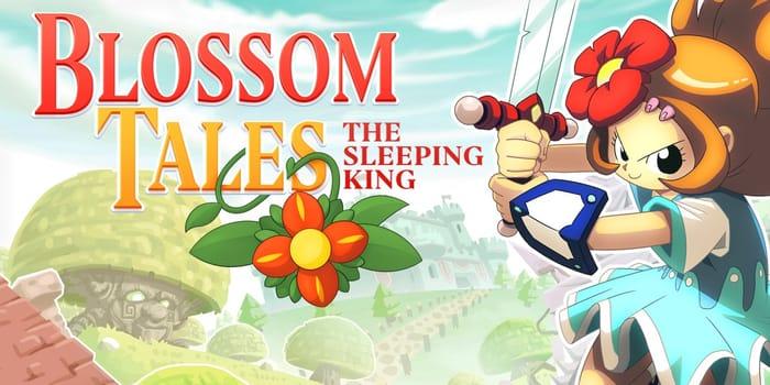 CHEAP!! Blossom Tales: The Sleeping King Nintendo Switch £6.74 at Nintendo eShop