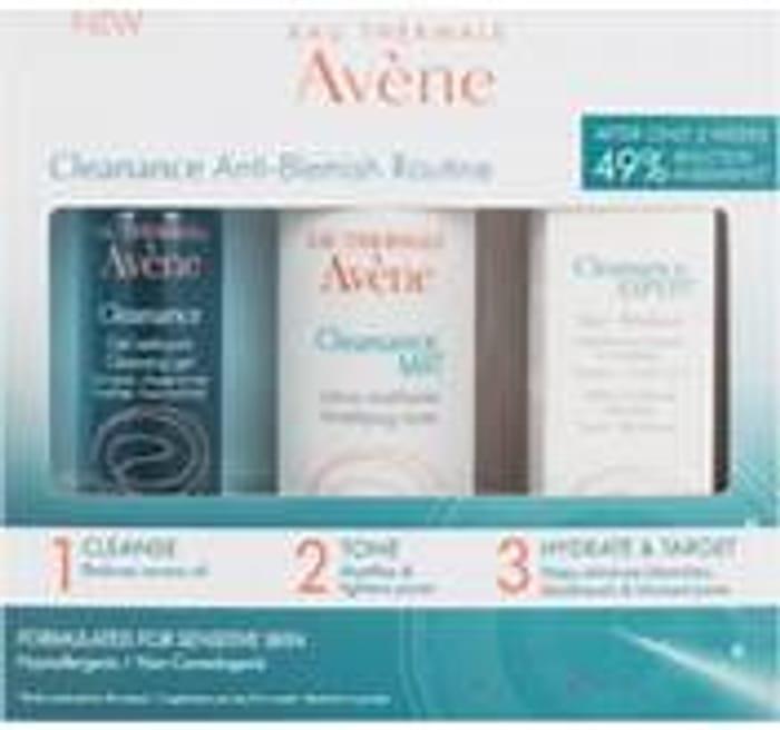 Aevne Cleanance Anti Blemish Kit