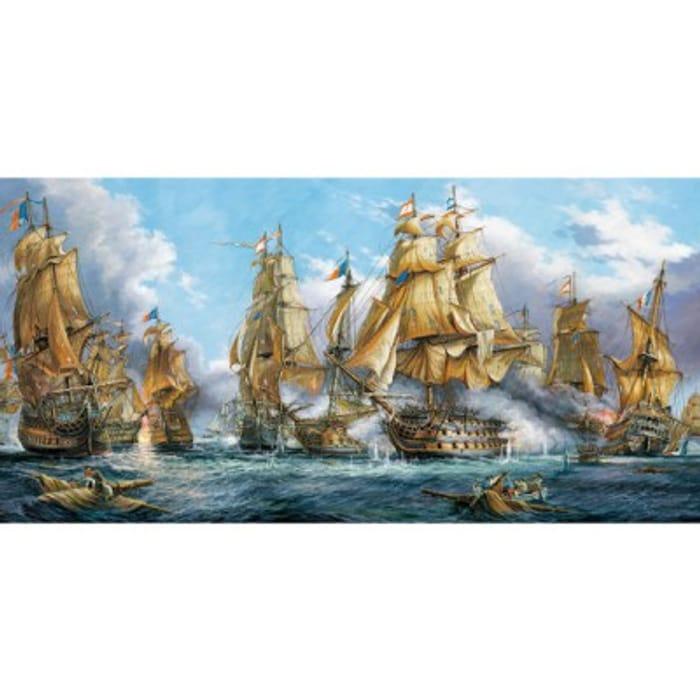 Sea Battle 4000 Piece Jigsaw
