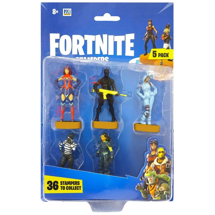 Cheap Fortnite Stampers 5pk Only £8!
