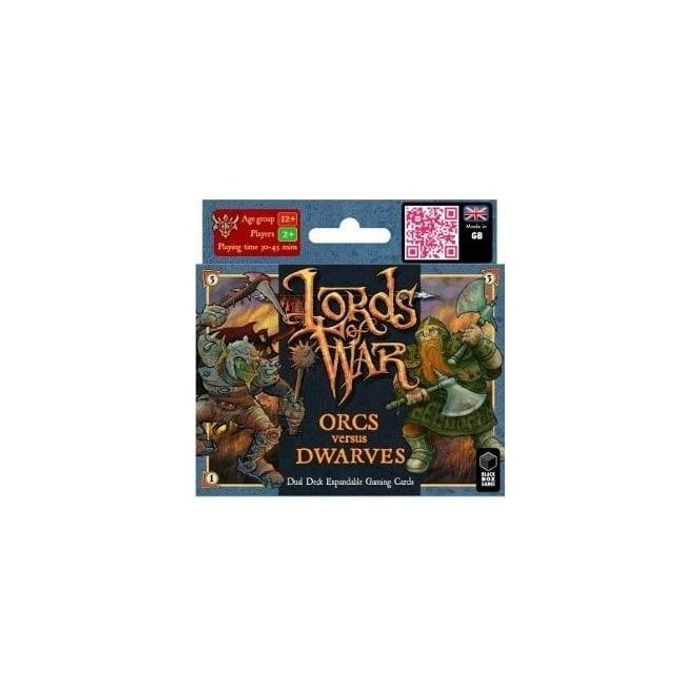 BLACK BOX GAMES Lords of War - Orcs vs Dwarves
