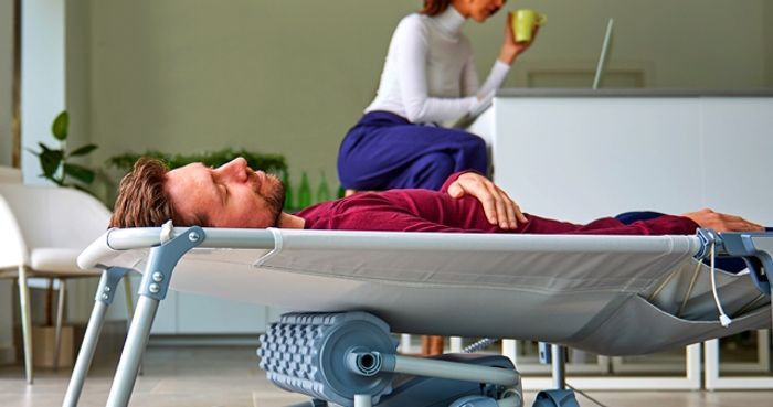 £100 off Myo Touch Massage Beds