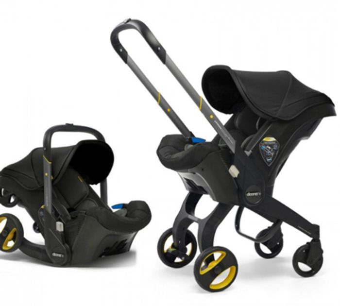 Doona Infant Car Seat / Stroller - Nitro Black