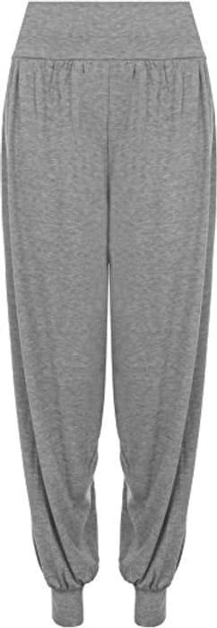 Ladies plus Size Harem Trousers