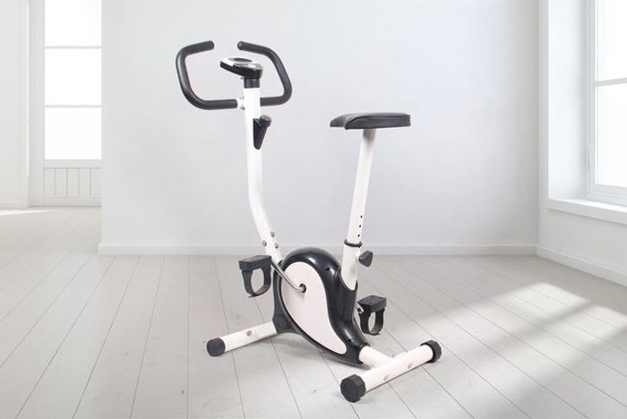 Exercise Bike - Choice of 3 Colours! Great for Keeping Fit!