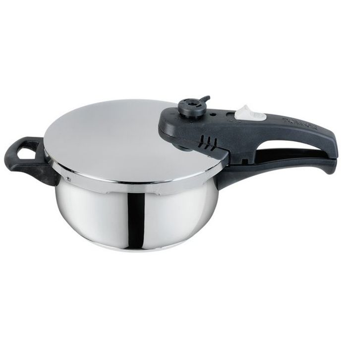 Tower 3 Litre Stainless Steel Pressure Cooker608/8222