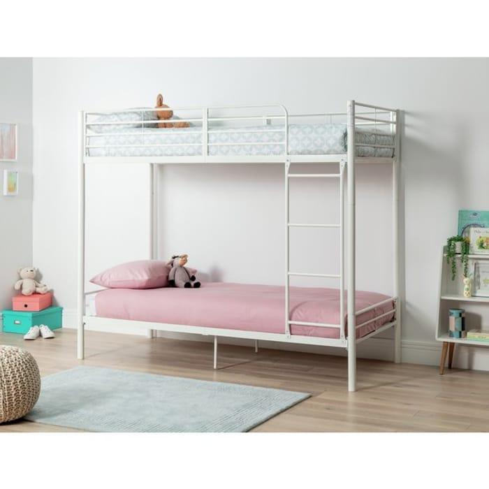 Argos Home Willen White Bunk Bed