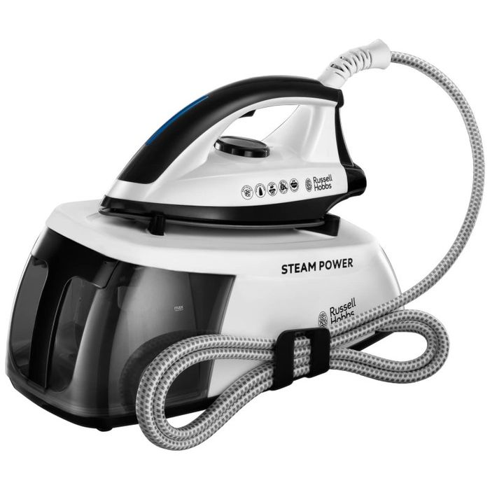Russell Hobbs Steam Power Steam Generator Iron