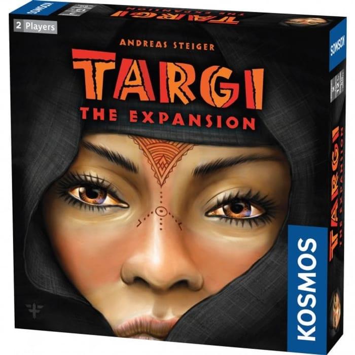 THAMES and KOSMOS Targi Board Game : The Expansion