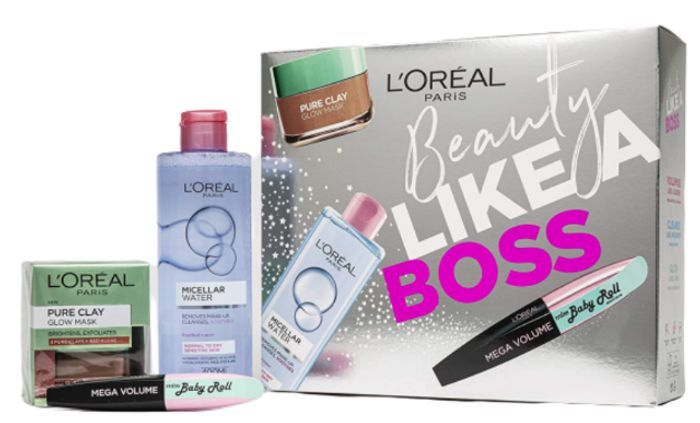 Free Product Test - L'Oreal Paris Beauty like a Boss Box