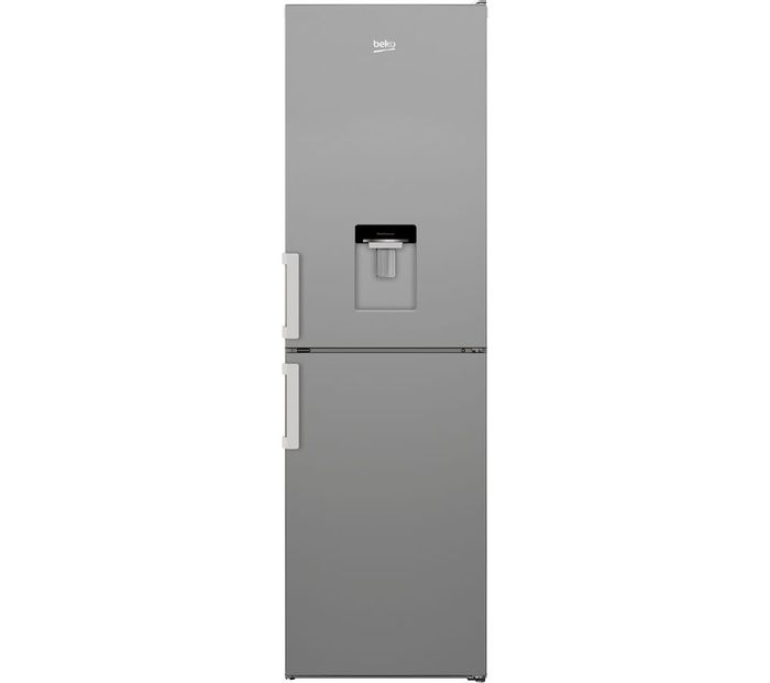 BEKO CXFP3582DS 50/50 Fridge Freezer - Silver