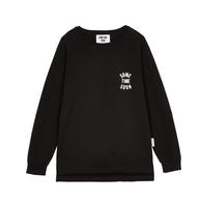 Boys Revolution Long Sleeve T-Shirt - Black on Sale From £45 to £27