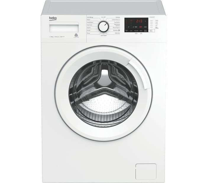 Special Offer - *SAVE £90* BEKO 10 Kg 1400 Spin Washing Machine - White £239