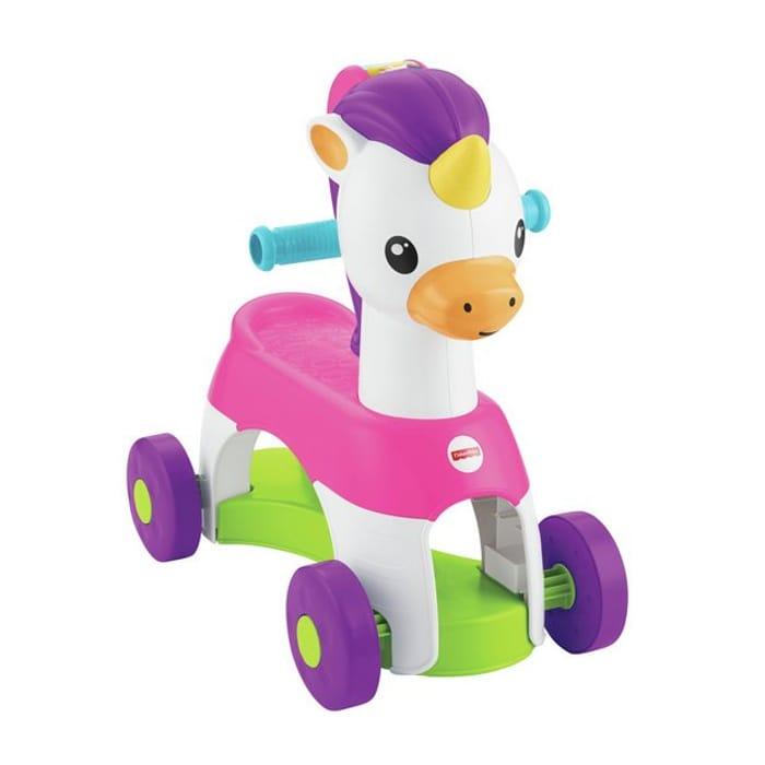 Fisher-Price Rollin' Tunes Unicorn - save £10