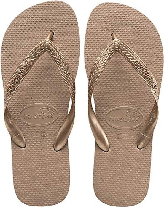 Havaianas Women's Top Tiras Flip Flops - so Comfy!