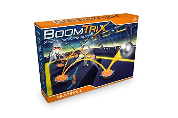 BoomTrix Multiball GL60103, Xtreme Trampoline Action for Kids Aged 8+, Multi