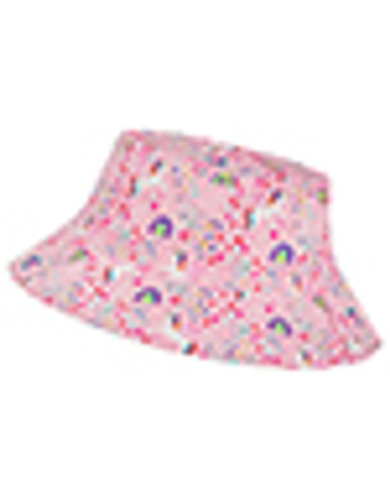 RETRO UNICORN REVERSIBLE BUCKET HAT Only £5