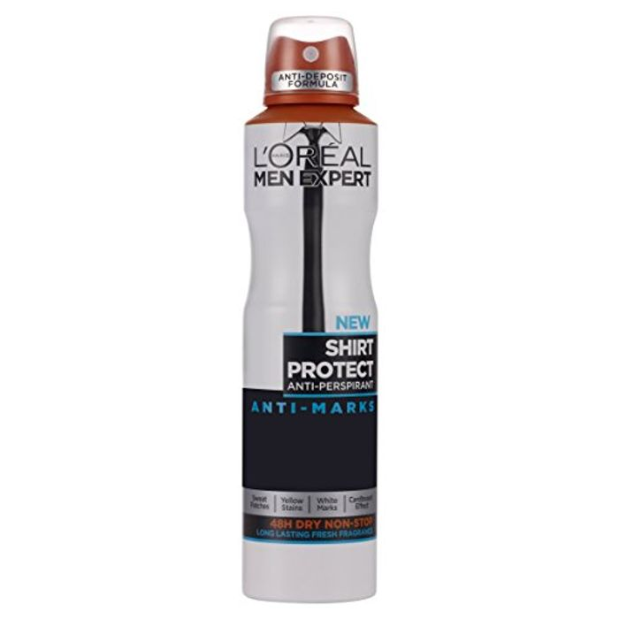 L'Oreal Men Expert Shirt Protect Deodorant 250ml