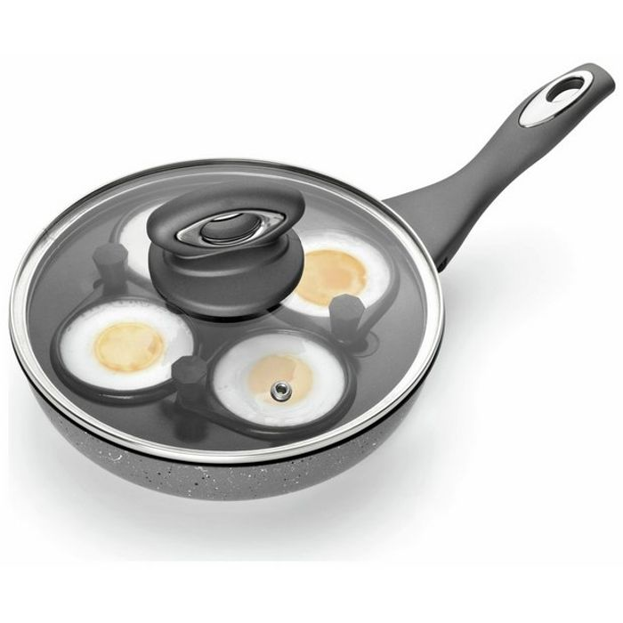 Salter Multi Egg Pan