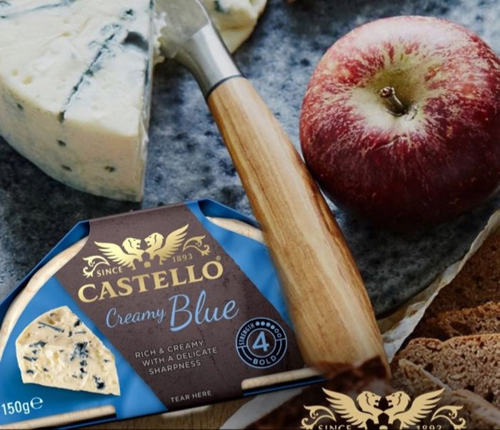 Castillo Creamy Blue Cheese Try for 50p