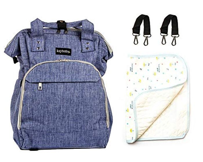 Baby Nappy Bag Backpack