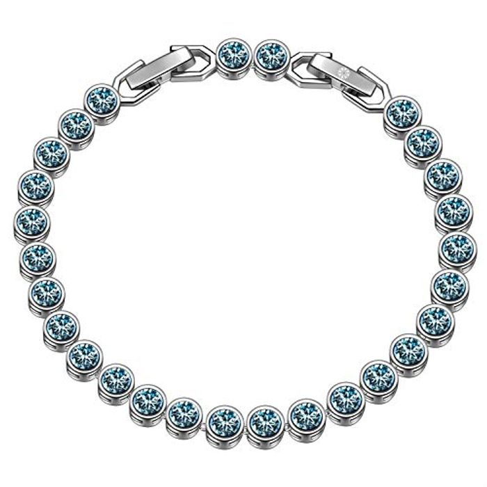 Women Bracelet, Crystals from Swarovski,
