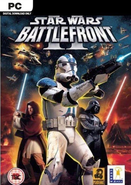PC Star Wars Battlefront 2 (Classic, 2005) £1.89 at CDKeys