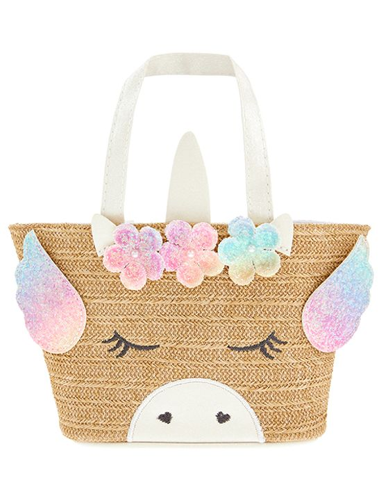 Flying Freya Unicorn Shopper Bag