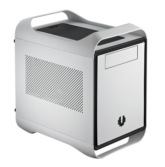 BitFenix Prodigy Mini ITX Gaming Case - White