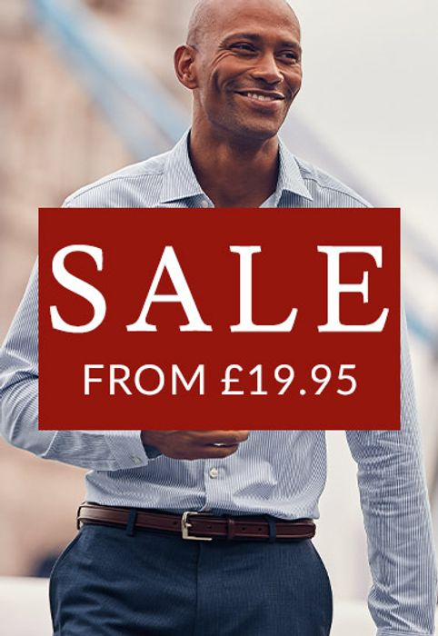 ExclusiveExtra 10% offItems in Theup to 50% offSale at Charles Tyrwhitt