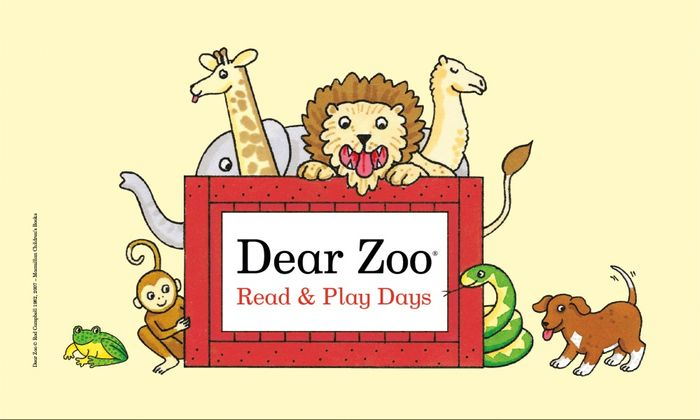Free Dear Zoo Read and Play Pack - Comeround