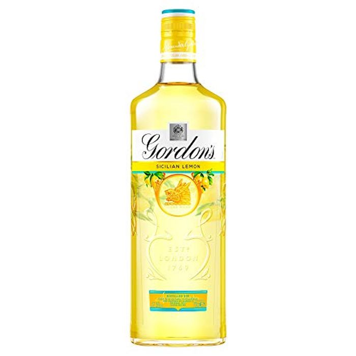 Cheap Gordon's Sicilian Lemon Distilled Gin 70cl Only £14