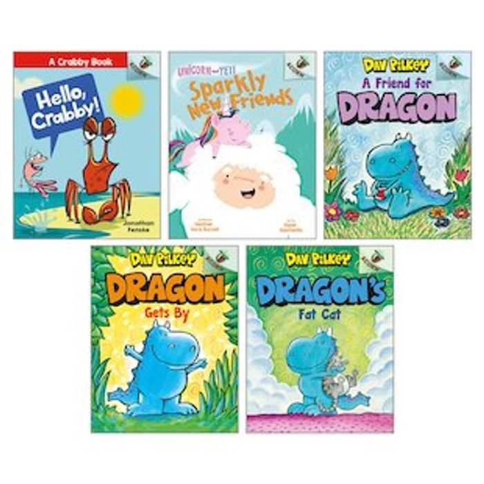 Scholastic Acorns Early Readers Pack X 5 Pack