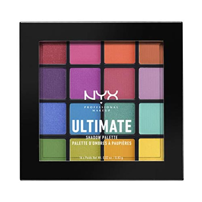 NYX Professional Makeup Ultimate Eye Shadow Palette