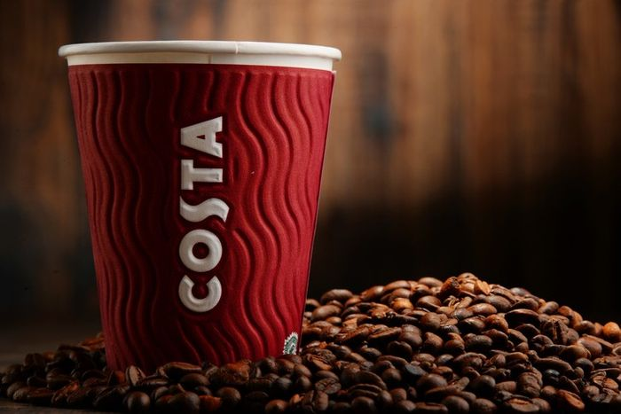 Get 100 Free Costa Coffee Points when you download the app