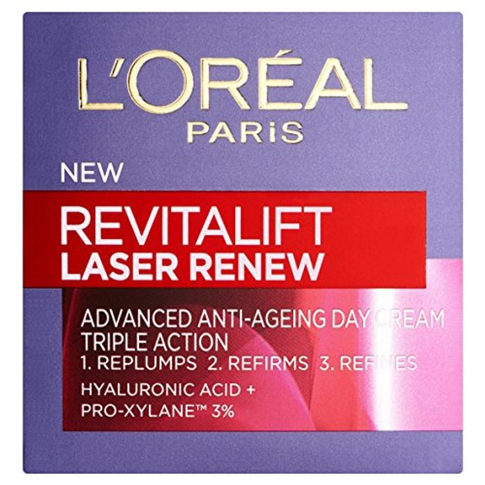 LOreal Paris Revitalift Laser Renew Pro-Xylane Anti-Ageing Day Cream