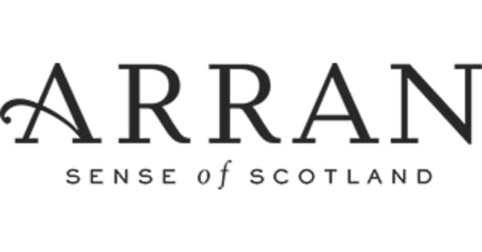 Exclusive 20% off Orders at ARRAN Sense of Scotland