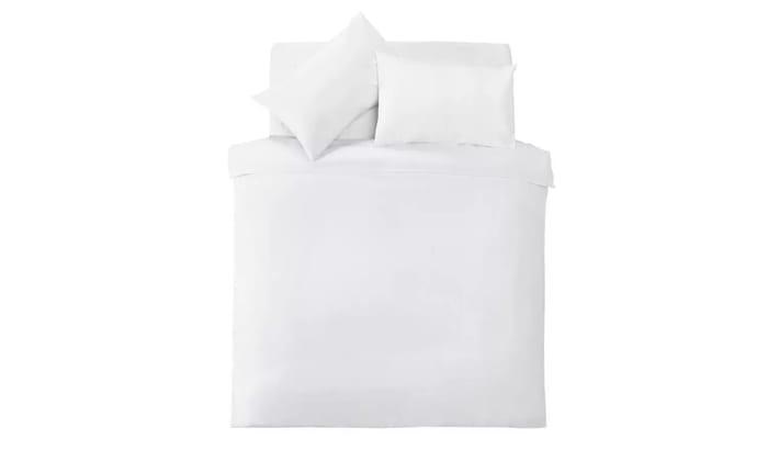 Silentnight Supersoft Bedding Set -Single