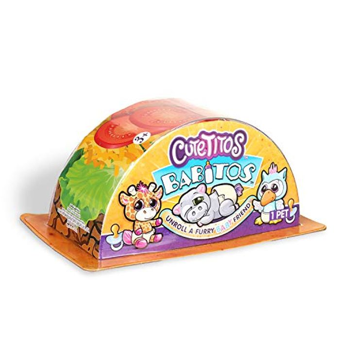 (Link in description)Cutetitos Babitos-Mystery Stuffed Animals-Collectible Plush