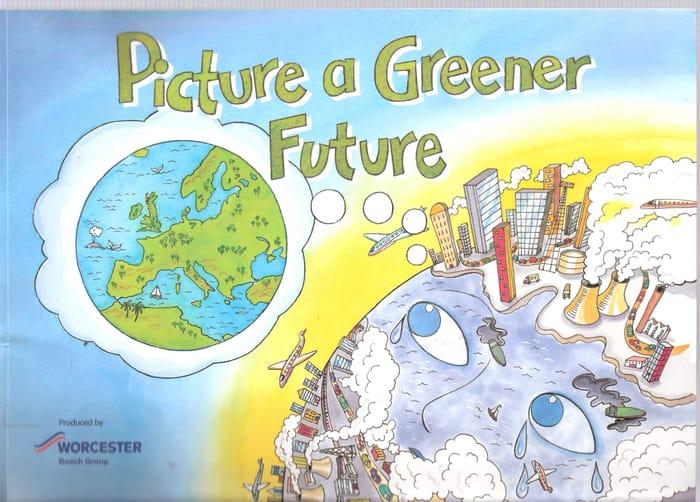 Free Copy of Picture a Greener Future Book