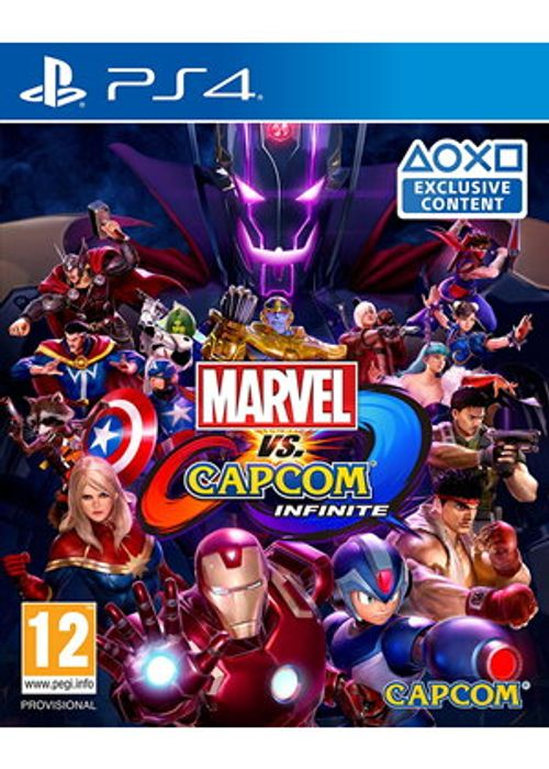 Marvel vs. Capcom Infinite PS4 - £10.85 at Base