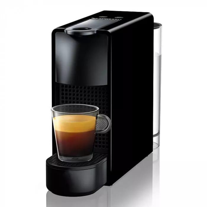Cheap Coffee Machine Nespresso Essenza Mini Black + 40 Capsules - Only £79!