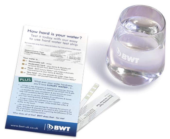 Free BWT Water Testing Kit