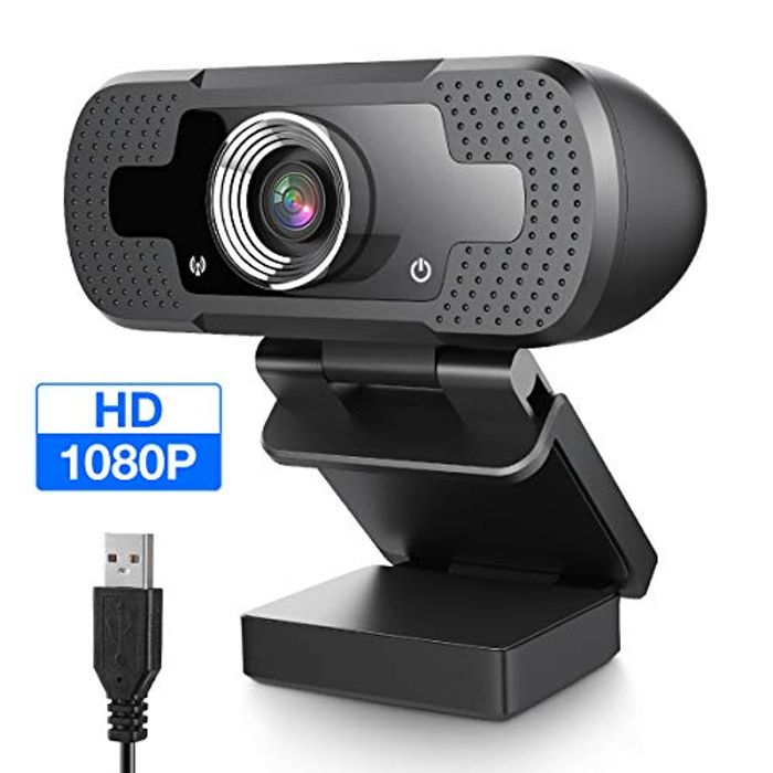 40% off HOCOSY Full HD Webcam